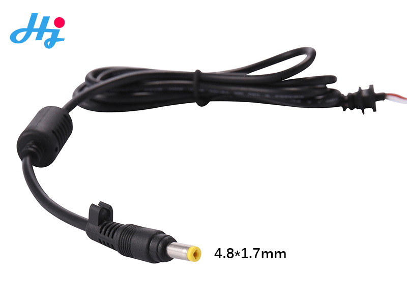 1.2m DC Jack Tip Plug Connector Cord Cable Power Supply Cable 5.5*2.5mm HU