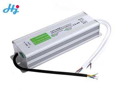 LED waterproof strip power supply IP67 120W  DC12V 24V
